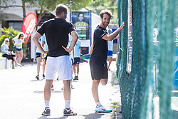 during ATP Challenger Zavarovalnica Sava Slovenia Open 2019, day 6, on August 14th 2019 in Sports centre, Portoroz/Portorose, Slovenia. Photo by Grega Valancic / Sportida
