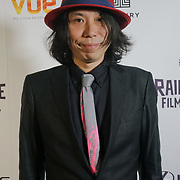London, England, UK. 25th September 2017. Ken Nishikawa is a Director of Ghostroads attend Raindance Film Festival Screening at Vue Leicester Square, London, UK