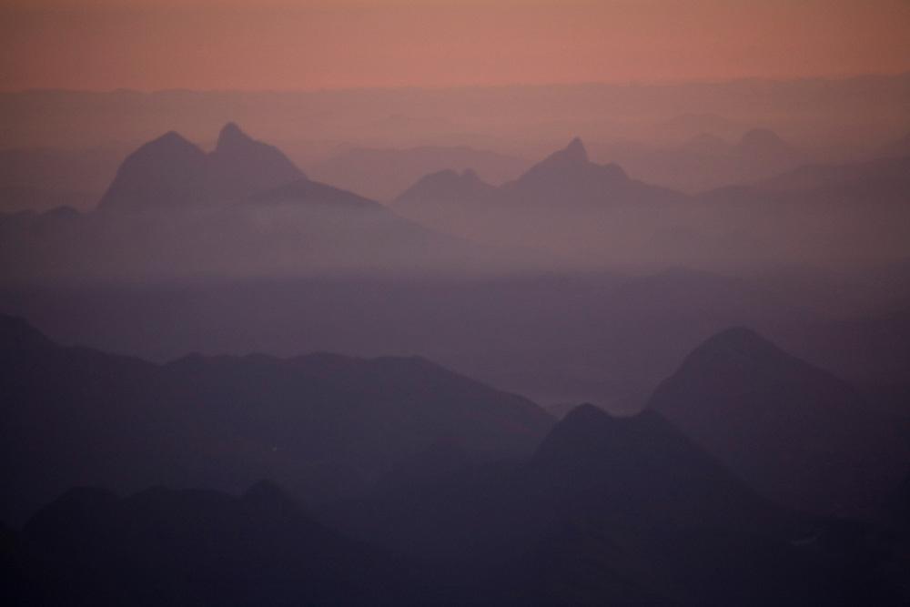 Alto Caparao_MG, Brasil...Pico da Bandeira, no Parque Nacional Serra do Caparao...The Pico da Bandeira at Serra do Caparao National Park ...Foto: LEO DRUMOND / NITRO