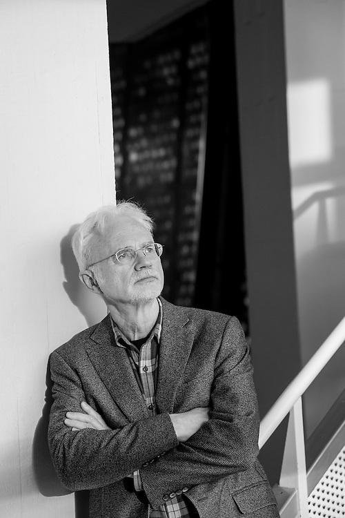 Germany - Deutschland; Berliner Philharmoniker; JOHN ADAMS, Composer; Komponist (born 15/02/1947 in Worcester/Massachusetts ), Composer in Residence 2016/2017 at Berliner Philharmoniker Orchestra; Berlin, 26.01.2017; © Christian Jungeblodt