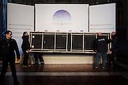 Italian Spanish summit at villa Madama. Rome, 27 january 2014. Christian Mantuano / OneShot