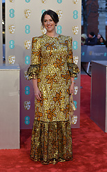 February 11, 2019 - London, New York, United Kingdom of Great Britain and Northern Ireland - Sophie Harman arriving at the EE British Academy Film Awards on at the Royal Albert Hall on February 10 2019 in London, England  (Credit Image: © Famous/Ace Pictures via ZUMA Press)