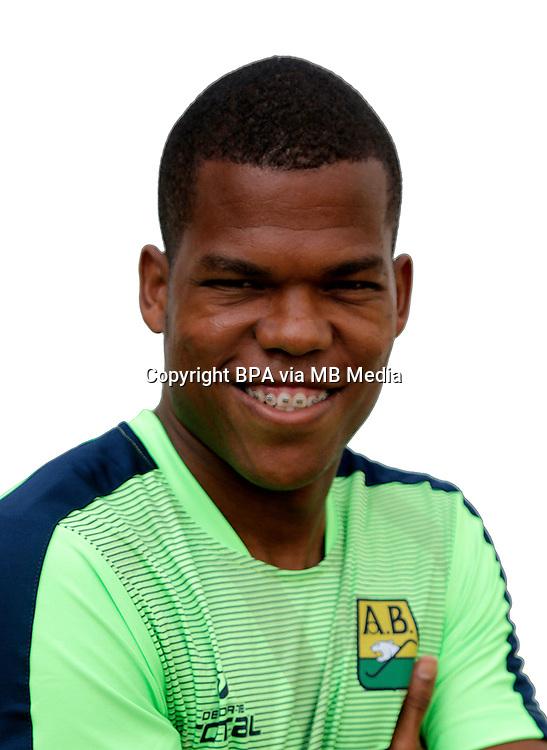 Colombia League - Liga Aguila 2015-2016 - <br /> Club Atletico Bucaramanga - Colombia / <br /> Luis Alfredo Sierra Perez