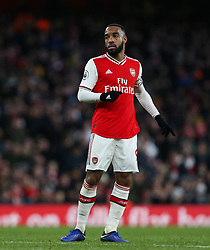 Alexandre Lacazette of Arsenal - Mandatory by-line: Arron Gent/JMP - 18/01/2020 - FOOTBALL - Emirates Stadium - London, England - Arsenal v Sheffield United - Premier League
