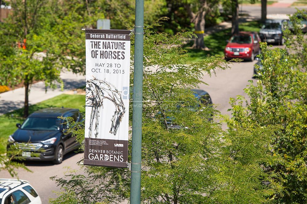 butterfield exhibit street banners