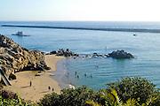 Corona Del Mar State Beach Newport Beach California