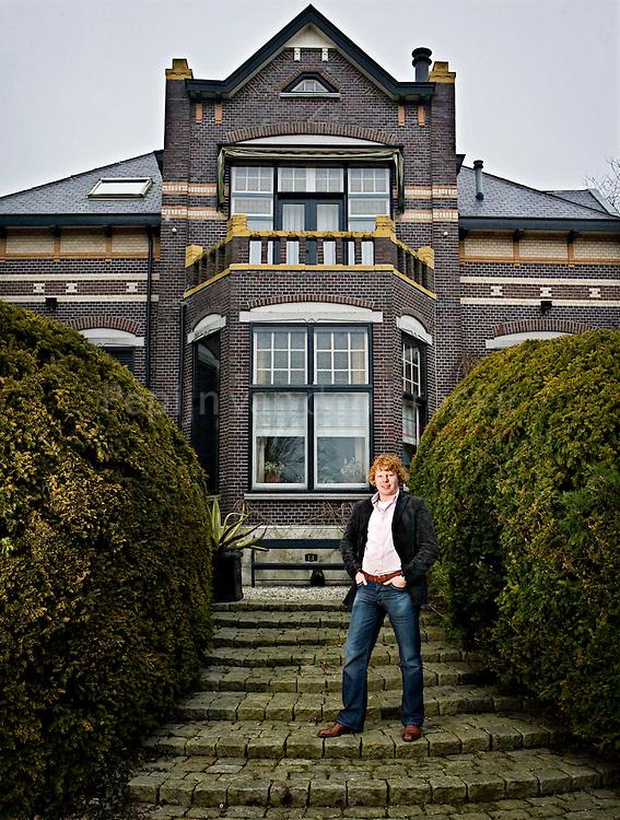 usquert , ben woldring. foto: Pepijn van den Broeke