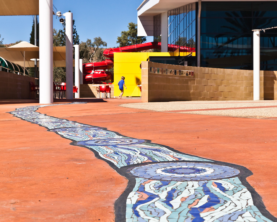 Alice Springs prepare for Remnant Cyclone Yasi
