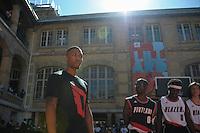 Damian Lillard - 30.06.2015 - Lillard Take On Paris<br />Photo : Andre Ferreira / Icon Sport
