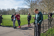 Green Park, 26 March 2019
