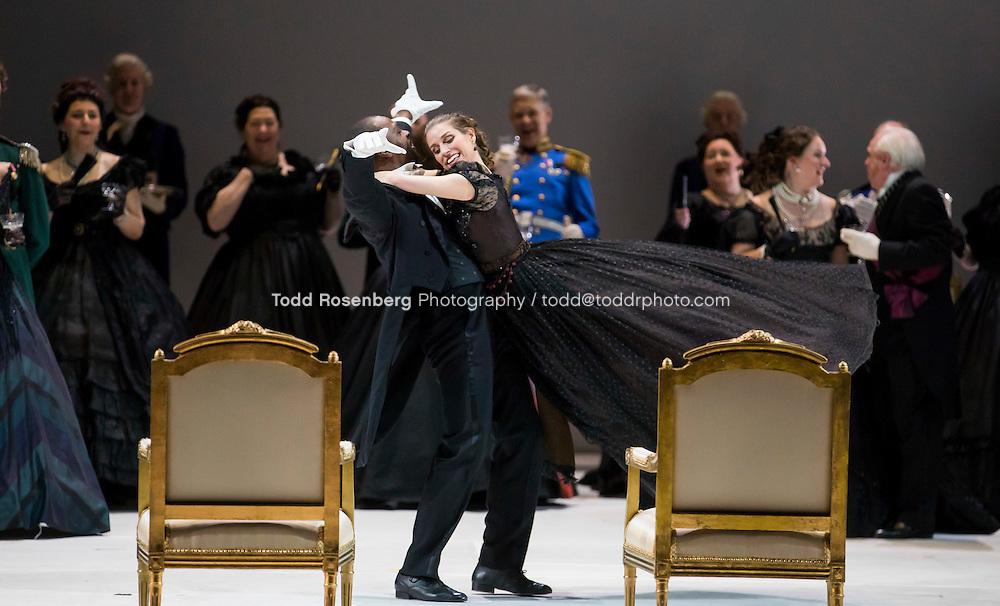 2/23/17 4:37:47 PM <br /> Lyric Opera of Chicago<br /> <br /> Eugene Onegin Dress Rehearsal<br /> <br /> Mariusz Kwiecien -Eugene Onegin<br /> Ana Maria Martinez -Tatiana<br /> Charles Castronovo-Vladamir<br /> Alisa Kolosova- Olga<br /> <br /> &copy; Todd Rosenberg Photography 2017