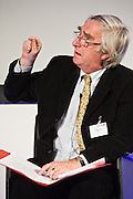 Peter Day of the BBC chairs the debate. Igniting the SPARK in social enterprise, a debate at BT Tower, London.