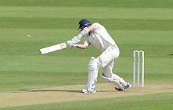 James Fuller of Gloucestershire cricket - Photo mandatory by-line: Dougie Allward/JMP - Mobile: 07966 386802 - 29/04/2015 - SPORT - Cricket - Bristol - County Ground - Gloucestershire Cricket v Derbyshire Cricket - LV=County Cricket 2