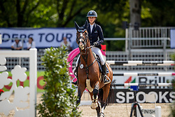 TEBBEL Justine (GER), Light Star 4<br /> Münster - Turnier der Sieger 2019<br /> Preis des EINRICHTUNGSHAUS OSTERMANN, WITTEN<br /> CSI4* - Int. Jumping competition  (1.45 m) - <br /> 1. Qualifikation Mittlere Tour<br /> Medium Tour<br /> 02. August 2019<br /> © www.sportfotos-lafrentz.de/Stefan Lafrentz