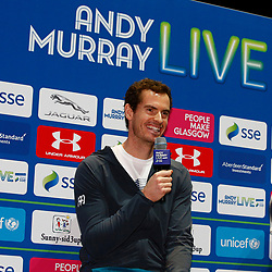 Andy Murray Live | Glasgow | 7 November 2017
