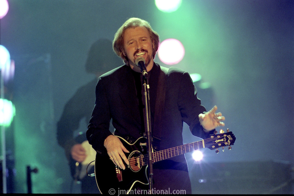 BARRY GIBB - BEE GEES<br />