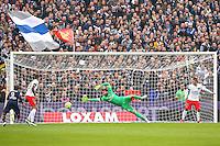 But Ludovic Sane / Salvatore SIRIGU - 15.03.2015 - Bordeaux / Paris Saint Germain - 29e journee Ligue 1<br /> Photo : Manuel Blondeau / Icon Sport
