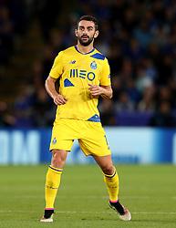 Adrian Lopez of FC Porto - Mandatory by-line: Matt McNulty/JMP - 27/09/2016 - FOOTBALL - King Power Stadium - Leicester, England - Leicester City v FC Porto - UEFA Champions League