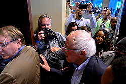 Democratic Presidential hopeful U.S. Sen. Bernie Sanders attends the Philadelphia Council AFL-CIO Workers' Presidential Summit, at the Pennsylvania Convention Center in Philadelphia, PA, on September 17, 2019.