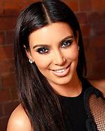 kim Kardashian London Visit 2012