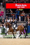 Isabell Werth - Don Johnson<br /> Reem Acra FEI World Cup Final 2013<br /> © DigiShots