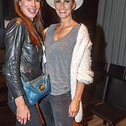 NLD/Amsterdam/20150919 - Modeshow Mart Visser - The Confidence, Anouk Smulders en Irene van der Laar