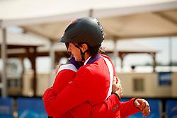 Fuchs Martin, Guerdat Steve, SUI, <br /> World Equestrian Games - Tryon 2018<br /> © Hippo Foto - Sharon Vandeput<br /> 23/09/2018
