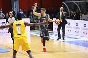 DESCRIZIONE : Cremona Lega A 2015-2016 Vanoli Cremona Manital Torino<br /> GIOCATORE : Niccolo Cazzolato<br /> SQUADRA : Vanoli Cremona<br /> EVENTO : Campionato Lega A 2015-2016<br /> GARA : Vanoli Cremona Manital Torino<br /> DATA : 14/02/2016<br /> CATEGORIA : Palleggio Schema<br /> SPORT : Pallacanestro<br /> AUTORE : Agenzia Ciamillo-Castoria/F.Zovadelli<br /> GALLERIA : Lega Basket A 2015-2016<br /> FOTONOTIZIA : Cremona Campionato Italiano Lega A 2015-16  Vanoli Cremona Manital Torino <br /> PREDEFINITA : <br /> F Zovadelli/Ciamillo