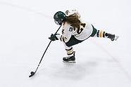 UConn vs. Vermont Women's Hockey 02/10/18