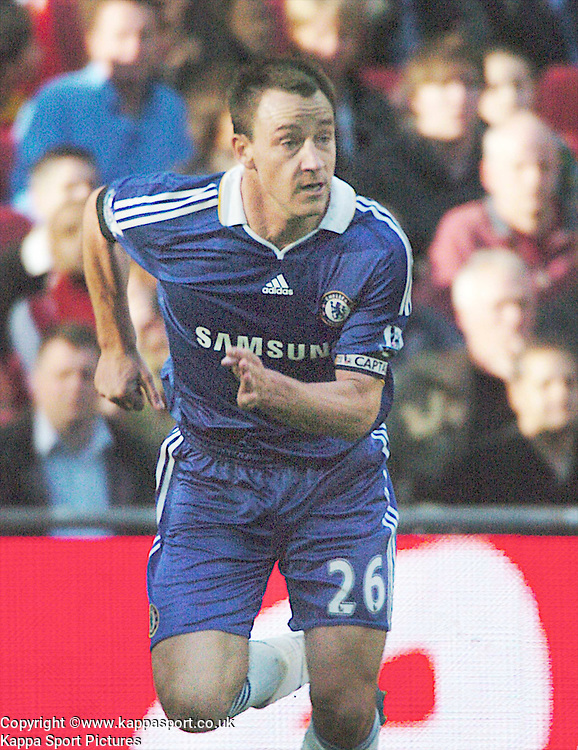 JOHN TERRY CHELSEA, Arsenal v Chelsea, FA Cup Semi Final, Wembley Stadium, Saturday 18th April 2009