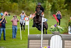 TOOD Sir Mark (NZL), McClaren<br /> Tryon - FEI World Equestrian Games™ 2018<br /> Vielseitigkeit Teilprüfung Gelände/Cross-Country Team- und Einzelwertung<br /> 15. September 2018<br /> © www.sportfotos-lafrentz.de/Stefan Lafrentz