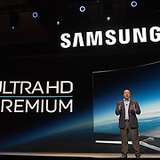 Samsung Press Conference 2016 CES