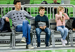 Vlado Ilievski during basketball match between KK Petrol Olimpija and KK Hopsi Polzela in Round #2 of Liga NovaKBM 2018/19, on October 21, 2018, in Arena Stozice, Ljubljana, Slovenia. Photo by Vid Ponikvar / Sportida