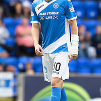 St Johnstone v Stirling Albion…30.07.16  McDiarmid Park. Betfred Cup<br />David Wotherspoon<br />Picture by Graeme Hart.<br />Copyright Perthshire Picture Agency<br />Tel: 01738 623350  Mobile: 07990 594431