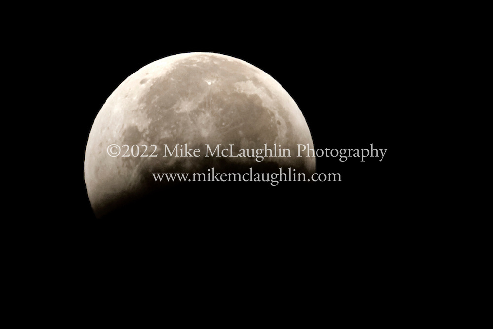 12/21/2010 The lunar eclipse during the winter solstice in Asbury Park and Neptune, New Jersey. ©2010 Mike McLaughlin / All Rights Reserved  www.mikemclaughlin.com