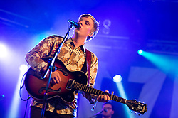 © Licensed to London News Pictures. 20/07/2014. Southwold, UK.   George Ezra performing live at Latitude Festival 2014 on Day 3.  The Latitude Festival is a British annual music festival.  Photo credit : Richard Isaac/LNP