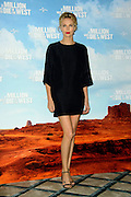 May 27, 2014 - London, Great Britain - <br /> <br /> .Charlize Theron at the 'Million Ways To Die In the West' Photocall at Claridges Hotel on May 27 2014 in London<br /> ©Exclusivepix