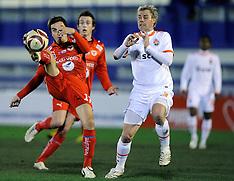 20100208 Copa del Sol - Kalmar - Shakhtar Donetsk
