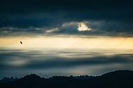 Sunset On Backbone Trail