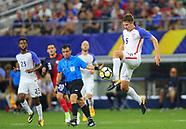 United States vs Costa Rica - 22 July 2017