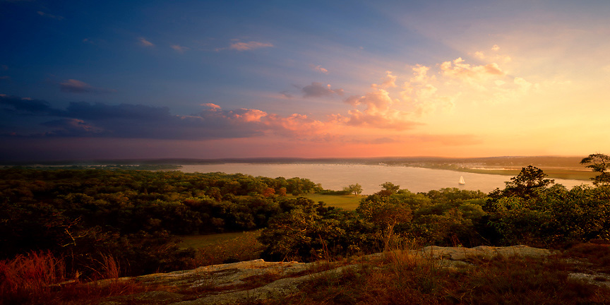 """Tidelands of the Lower Connecticut River Valley.  Chosen as one of America's """"Last Great Places"""" by The Nature Conservancy."""