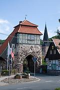 Altes Stadttor, Neustadt, Harz, Sachsen-Anhalt, Deutschland | Old City Gate, Neustadt, Harz, Saxony-Anhalt, Germany