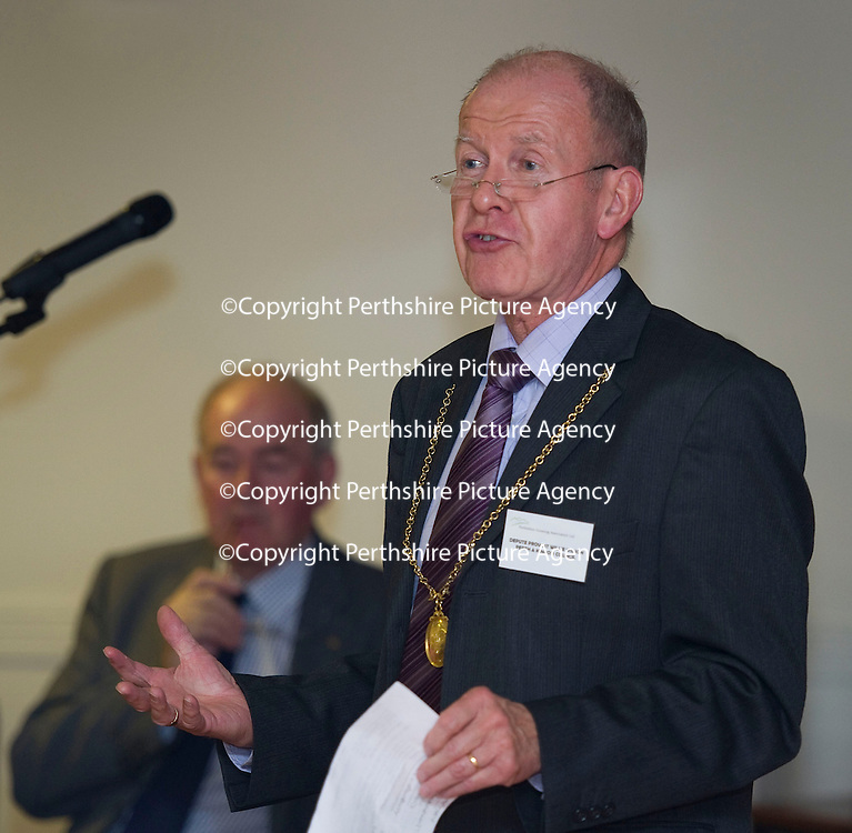 27.9.2011.  Perthshire Housing Association. AGM. Dewars centre. Perth.<br /> COPYRIGHT: Perthshire Picture Agency.<br /> Tel. 01738 623350 / 07775 852112.