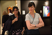 SOLANGE AZAGURY, Masterpiece London 2014 Preview. The Royal Hospital, Chelsea. London. 25 June 2014.