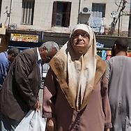 Algeria, Annaba : former french market in the city center     / Algerie Annaba.  ancien marche francais dans le centre ville ex quartier europeen  Bone  Algerie  Annaba 003