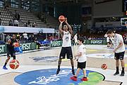 Pregame, DOLOMITI ENERGIA TRENTINO vs EA7 EMPORIO ARMANI OLIMPIA MILANO, gara 4 Finale Play off Lega Basket Serie A 2017/2018, PalaTrento Trento 11 giugno 2018 - FOTO: Bertani/Ciamillo
