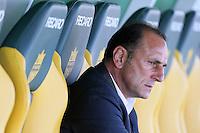 Michel DER ZAKARIAN - 05.04.2015 - Nantes / Caen - 31eme journee de Ligue 1<br />Photo : Vincent Michel / Icon Sport
