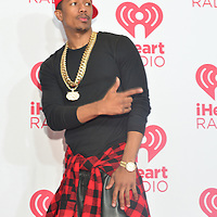 LAS VEGAS - SEP 20 : Actor Nick Cannon attends the 2014 iHeartRadio Music Festival at the MGM Grand Garden Arena on September 19, 2014 in Las Vegas.