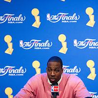 BASKET BALL - PLAYOFFS NBA 2008/2009 - LOS ANGELES LAKERS V ORLANDO MAGIC - GAME 3 -  ORLANDO (USA) - 09/06/2009 - .DWIGHT HOWARD (MAGIC)