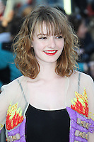 Dakota Blue Richards, Star Trek Into Darkness London Film Premiere, Empire Cinema Leicester Square, London UK, 02 May 2013, (Photo by Richard Goldschmidt)